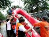 Inondations à Manille : 80 % de la ville submergée, 2,5 millions de sinistrés