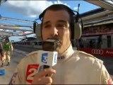 Terrible crash pour Anthony Davidson aux 24 heures du Mans