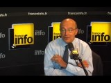 Alain Juppé dément les propos prêtés par Paris Match