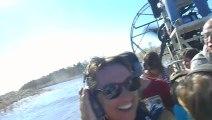 Airboat dans les Everglades