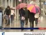 Télézapping : En France et aux Etats-Unis, une météo sens dessus dessous