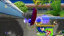 Sonic Adventure 2: Battle - Out of Bounds (Chao Garden