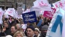 """Manifestations """"La Manif pour Tous"""" - 13 janvier 2013"""