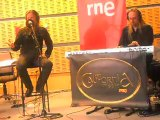 Stratovarius - Hunting high & low (Acoustic Timo & Jens on the radio)