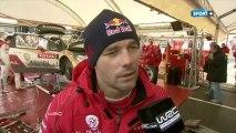 WRC 2013 Monté Carlo .Resumé jour 1(Sport+)
