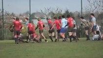 Avenir Rugbystique Aytrésien  - 17 -   ARA - Niort Chauray - 12 01 2013