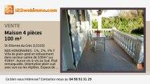 A vendre - maison - St-Etienne du Grès (13103) - 4 pièces