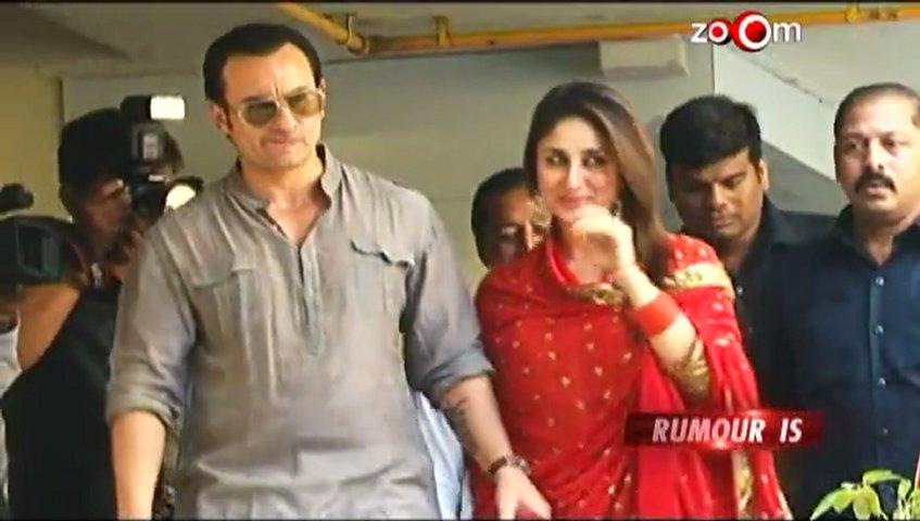 Kareena Kapoor turns non-vegetarian for Saif Ali Khan