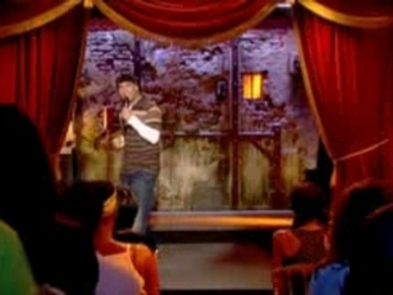 djamel comedie show