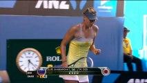 Venus contro Maria, avanti Vinci-Errani nel doppio