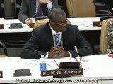 Dr. Denis Mukwege (DRC) speaks at High Level Panel at 67th U. N. General Assembly