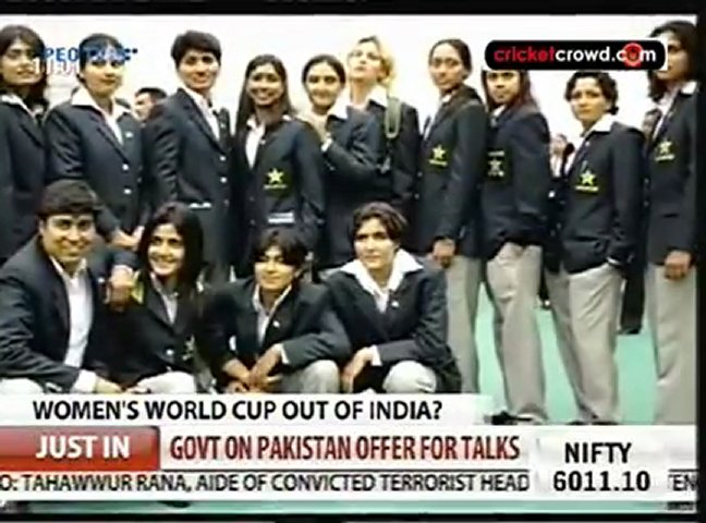 Women's World Cup Out of India?