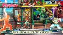 Street Fighter X Tekken - Bande-annonce #27 - Système de combat