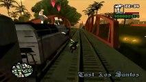 GTA  San Andreas E15 (GTA San Anders!)