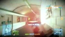 Battlefield 3 - Online Gameplay - AEK 971 Kicking Ass 50-18  Metro Rush AEK 971