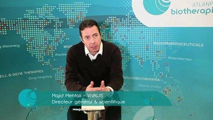 Journée Networking Anticorps : interview de Majid Mehtali, Vivalis