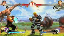 CGR Trailers – SUPER STREET FIGHTER IV Cody vs. Ryu Gameplay Video