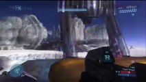 Halo: Reach Training - Nearly a Killing Frenzy with an 8 Killstreak and 4 Assists