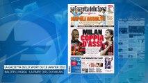 Le transfert de Kaka au Milan affole la presse espagnole et italienne !