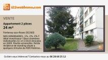 A vendre - appartement - Fontenay-aux-Roses (92260) - 2 piè
