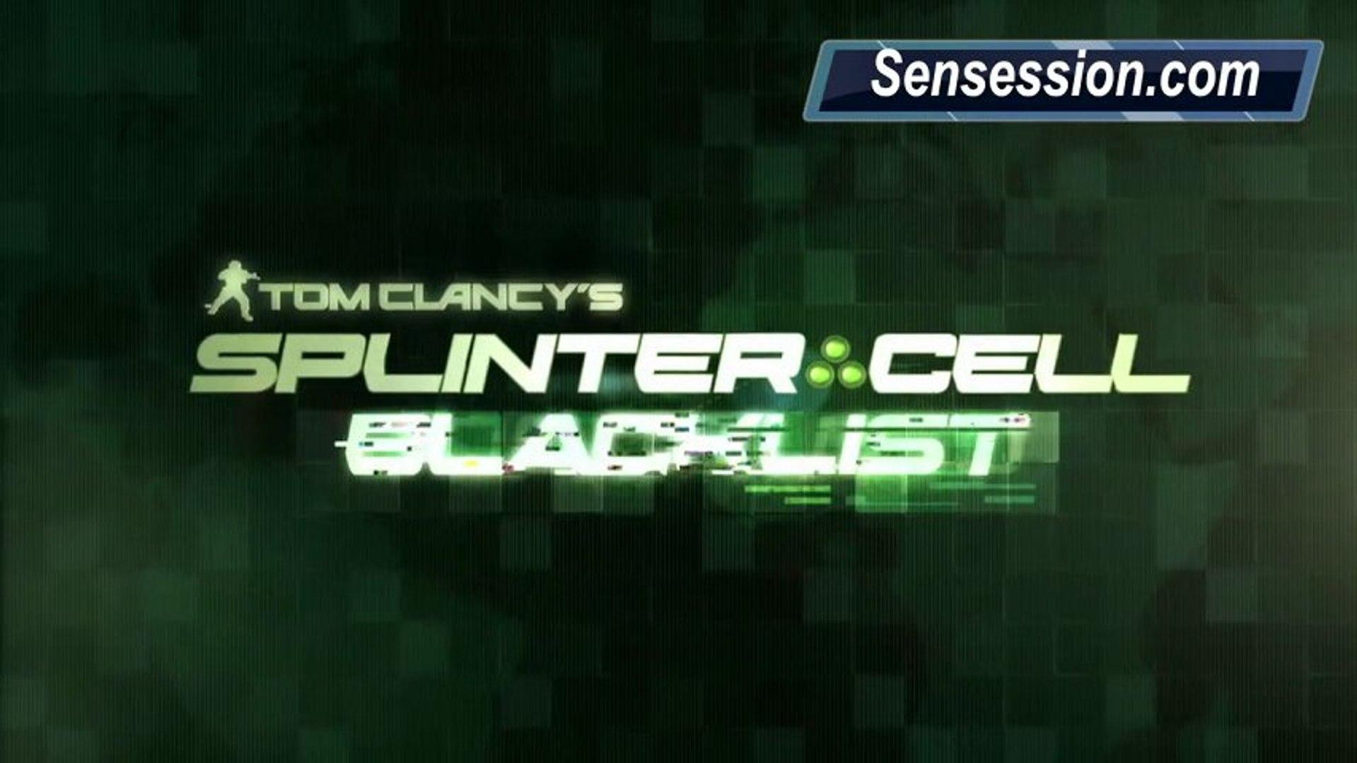 Splinter Cell Blacklist - Inauguration trailer