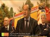 Savoir relever les défis de la modernisation (allocution de M. le sénateur Yves Rome, PCASDIS de l'Oise, Président de la CNSIS