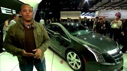 Detroit 2013 : Cadillac ELR