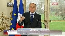 Évènements : Les vœux de Jean-Marc Ayrault à la presse