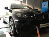 ::: o2programmation ::: BMW X6M 555@616Cv Optimisation Moteur sur Banc de Puissance Cartec Marseille Gemenos o2programmation