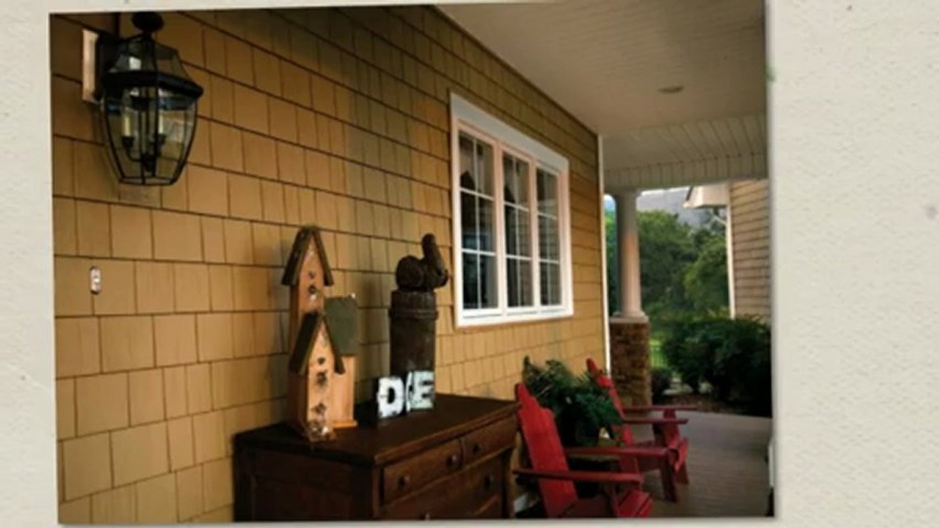 home siding products