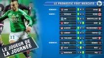 Foot Mercato - le JT - 18 janvier 2013
