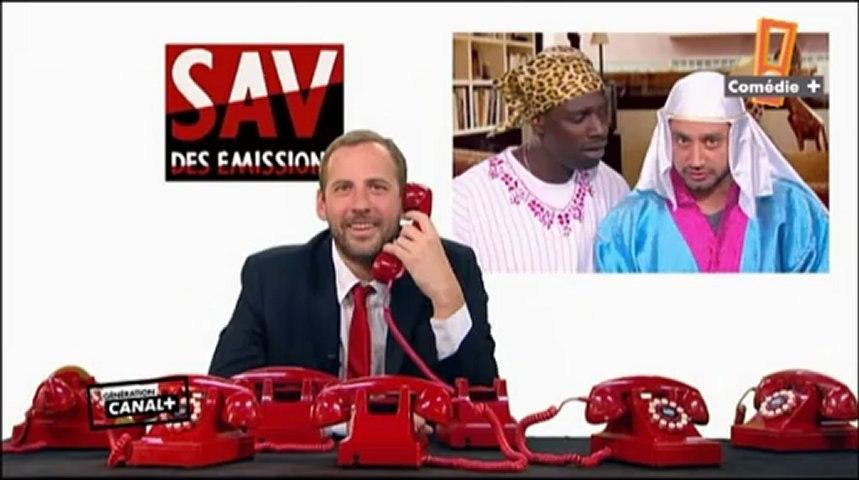 SAV : Omar et Fred raccrochent le téléphone