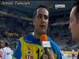 Hand 2013 - Tunisie Vs Argentine les réactions d'après match