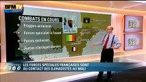 Harold à la carte - Mali : l'Opération Serval se muscle