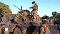 Premières forces spéciales africaines au Mali