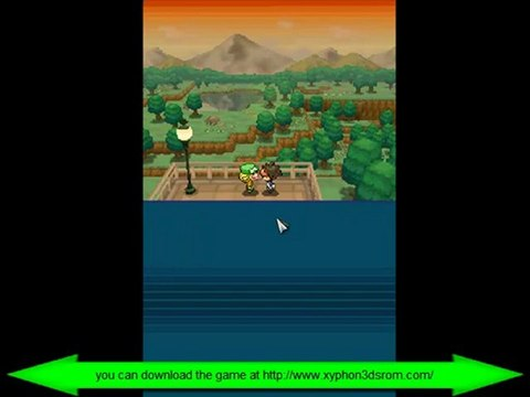 pokemon black and white 2 nds rom download patched