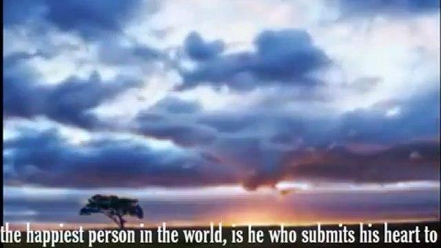 Do Not Despair  - Sheikh Muhammad Mukhtar Ash-Shinqitee [English subtitles]