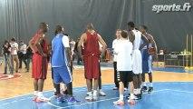 """JO-Basket: Vincent Collet veut """"aller sur le podium"""""""