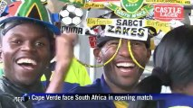 Africa Cup of Nations kicks off in Soweto