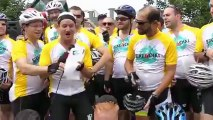 Bike4Chai to Benefit Camp Simcha - Rollin' in Camp Simcha Official - YouTube
