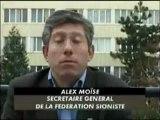 Un sioniste s'autoagresse et accuse Dieudo