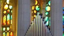 Gaudi: Park Guell and Sagrada Familia