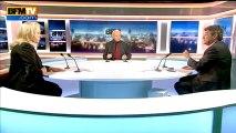BFM Politique : l'interview BFM business, Jean-Louis Borloo répond aux question d'Hedwige Chevrillon - 20/01