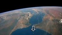 OVNIS filmés par Station spatiale internationale 2013