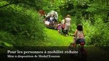 Balades adaptées dans le Parc naturel régional du Vexin français