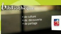 Bibliothèques d'Angers : Des livres et des histoires