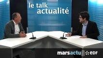 Le talk actualité Marsactu : Patrick Rué, le secrétaire général des territoriaux Force Ouvrière de la Ville de Marseille