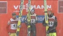 Skispringen: Matura überrascht in Sapporo, Wank landet auf Podest