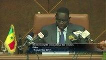 DISCOURS - Macky SALL - Sénégal