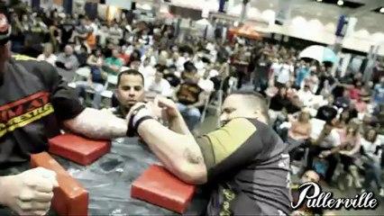 LA FIT EXPO - Armwrestling Supermatches